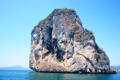 Island. In the sea at Thailand Stock Photos