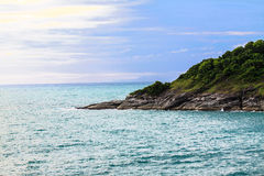 Island in the Sea. Of Thailand Stock Photography