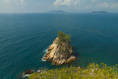 Island in sea of Thailand Stock Photo