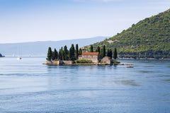 Island in the sea. Very beautiful island in the sea Stock Photos
