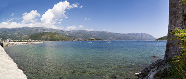 Island in the sea. Very beautiful island in the sea Royalty Free Stock Photography