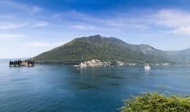 Island in the sea. Very beautiful island in the sea Stock Photography