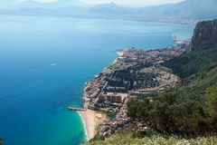 The island of Sicily, Palermo Stock Photo