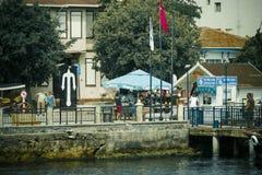 Island Side in Turkey Royalty Free Stock Photo