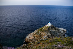 The island of Sifnos Royalty Free Stock Photos
