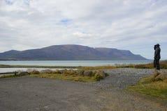 Island - Skagafjördur - norr Island Fotografering för Bildbyråer