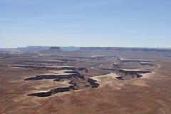 Island in the Sky. Canyonlands National Park, Utah Stock Photos