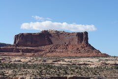 Island in the Sky. Canyonlands National Park, Utah Royalty Free Stock Image