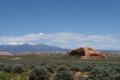 Island in the Sky. Canyonlands National Park, Utah Royalty Free Stock Images