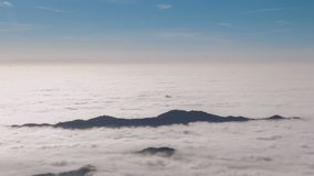 Island in the Sky stock footage