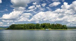 Free Island SLANICKY OSTROV, Slovakia Royalty Free Stock Photos - 88577568