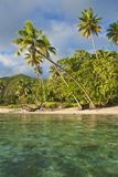 Island in south pacific Royalty Free Stock Photography