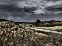 The island of spiekeroog Stock Photos