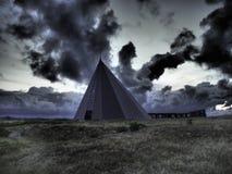 The island of spiekeroog Royalty Free Stock Image