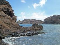 Island of St Helena. Coast of the island of St Helena Royalty Free Stock Photos