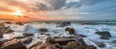 The Island, St. Ives Royalty Free Stock Photo
