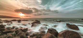 The Island, St. Ives Stock Photography