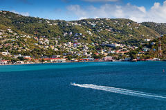 Island of St. Thomas Royalty Free Stock Photos