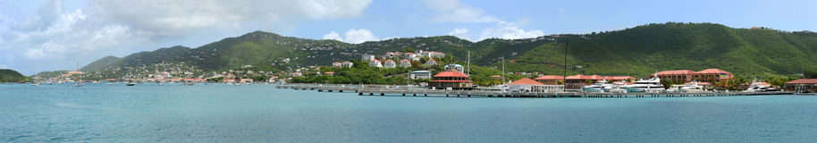 Island of St. Thomas Stock Image