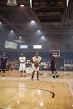 Island Storm Basketball Royalty Free Stock Photos