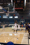 Island Storm Basketball Stock Images