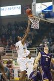 Island Storm Basketball Stock Photography