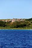 Island Susak near Mali Losinj at adriatic sea in Croatia Royalty Free Stock Photo