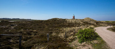 The island of Sylt!!!. The island of Sylt. landscape royalty free stock photo