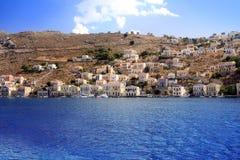 Island Symi (Simi) Stock Image