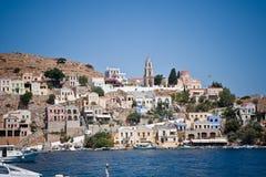 Island Symi (Simi) Royalty Free Stock Photo