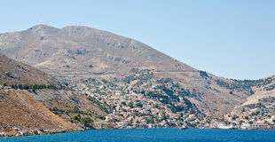 Island Symi (Simi) Royalty Free Stock Photography