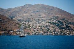 Island Symi (Simi) Stock Images