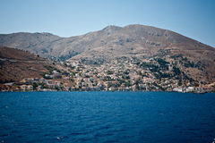 Island Symi (Simi) Royalty Free Stock Photo