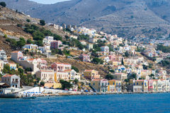 Island Symi Royalty Free Stock Photography