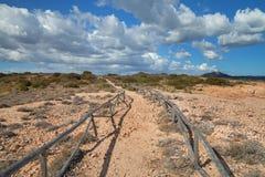 Island of Tavolara. Royalty Free Stock Image