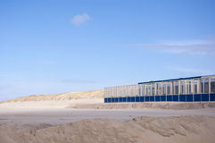 Island of Texel Royalty Free Stock Photography