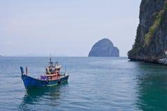 Island in Thai sea. Royalty Free Stock Photo
