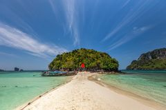 Island in Thailan Stock Image