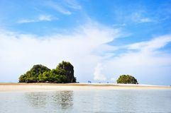 Island in Thailand Royalty Free Stock Photos