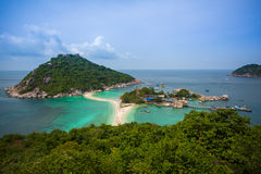 Island in Thailand Stock Image