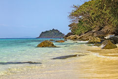 Island of Thailand Royalty Free Stock Photos