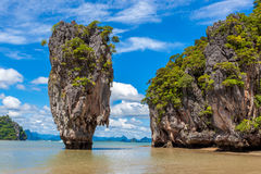 Island in thailand Royalty Free Stock Photography