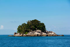 Island. It is time to relax Stock Image