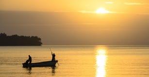 Island Life On The Ocean Stock Photos