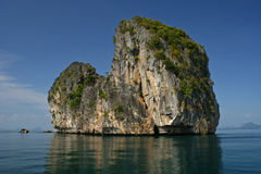 Island in trang thailand Stock Image