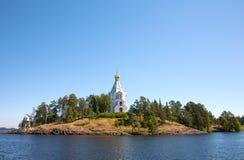 Island Valaam. Stock Image