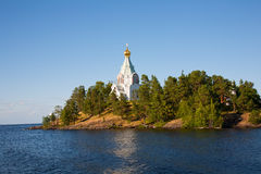 Island Valaam. Stock Photos