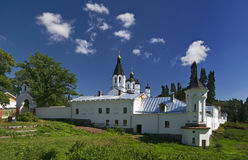 The island Valaam Stock Photo