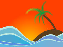 Island Vector Stock Images