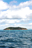 Island view Stock Photography